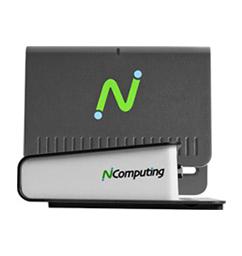 Produtos NComputing - vSpace Management Center para Série N